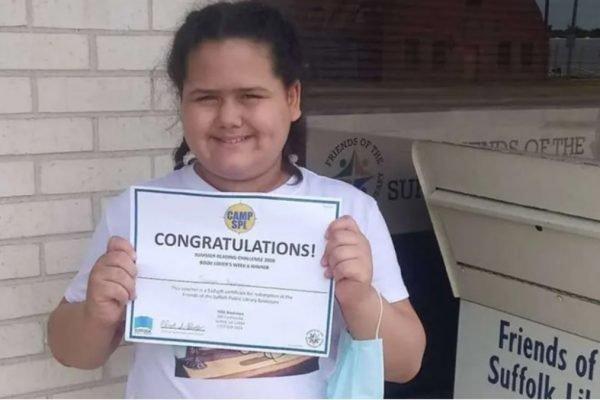 "Menina de dez anos morre de Covid-19 após ser eleita ""enfermeira da turma"""