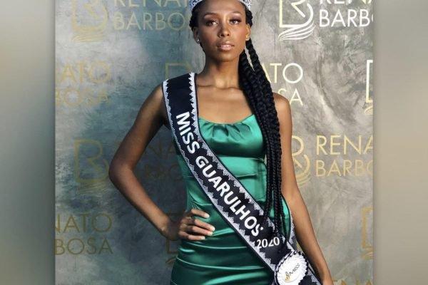 Ieda Favo, vice-campeã do Miss Universo SP 2020/2021