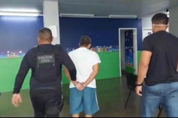 Padrasto é preso por estuprar e engravidar enteada de 10 anos, em Manaus