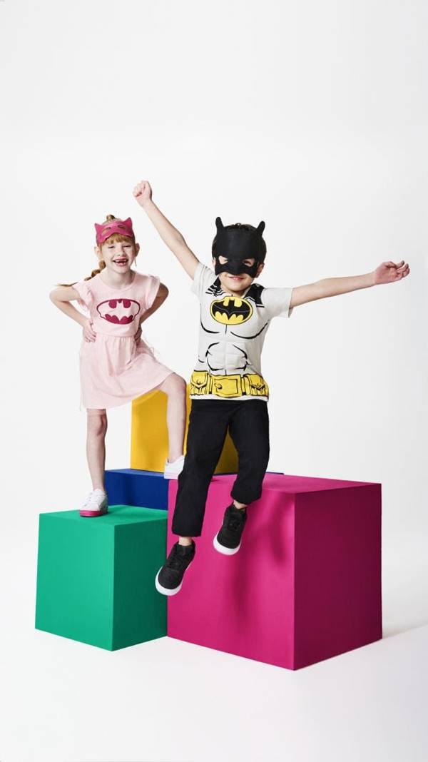 Coleção de Dia das Crianças 2021, da Marisa
