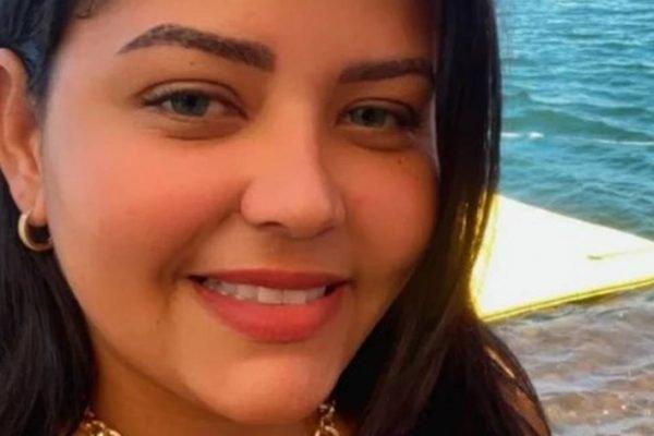 empresária Ana Claudia Souza Oliveira Flor, acusada de ter negociado a morte do marido