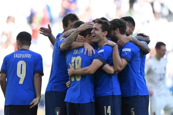 Seleção Italiana fica com o 3º lugar na Liga das Nações