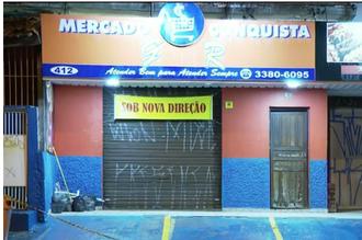 Policial Militar de folga atirou em quatro pessoas em mercado, em São Bernardo do Campo