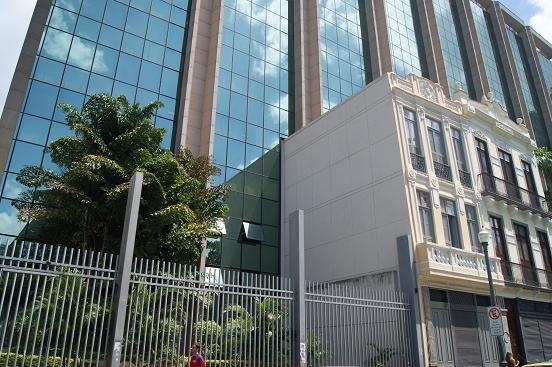 Sede do TRT-1, no Rio de Janeiro