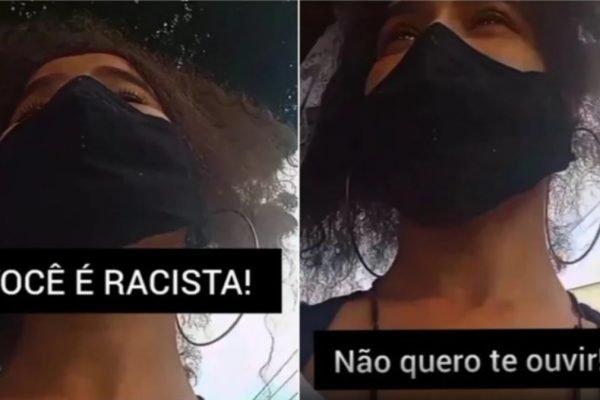 'Seu cabelo assusta': Homem dispara ofensas racistas contra modelo em rua de BH e jovem reage
