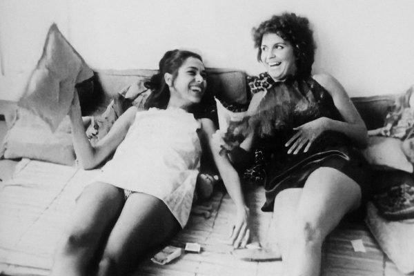 Leila Diniz e Ana Maria Magalhães