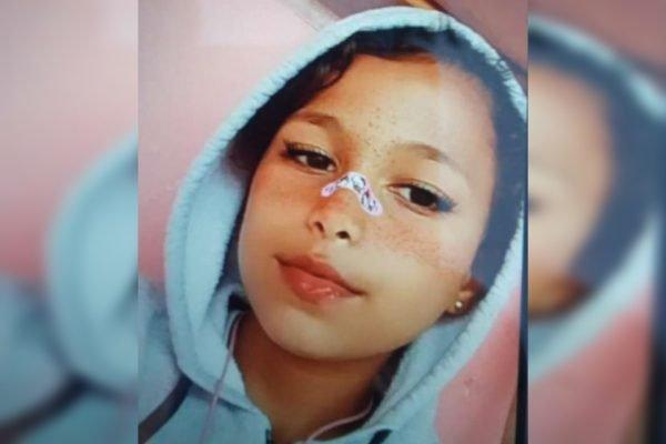 Emilly Eduarda de Almeida Santos morreu eletrocutada ao tentar pegar uma maçã debaixo da geladeira
