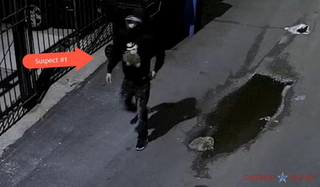 Polícia divulga imagens de suspeitos de balear brasileiro em Chicago
