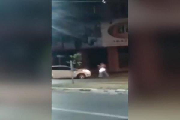 Atropelar PM Goiás