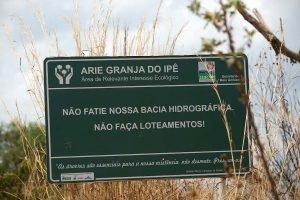 Arie Granja do Ipê - grilagem de terra