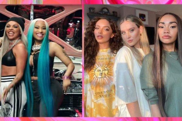 Nicki Minaj e Little Mix