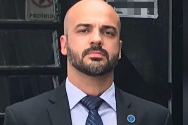 Juiz Felipe Morais Barborsa, da comarca de Águas Lindas de Goiás
