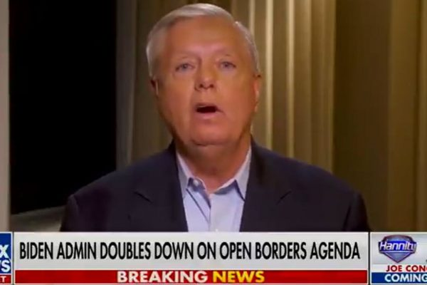 O senador republicano Lindsey Graham