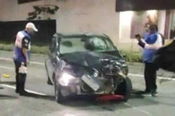 Motorista atropela agente da Lei Seca e foge de hospital após socorro