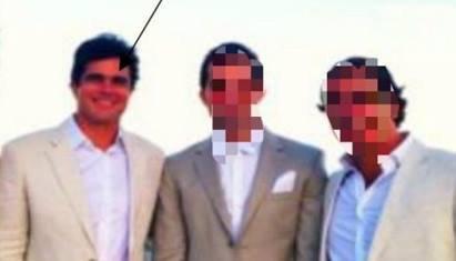 """Marcos Daniel Penna Borja Rodrigues Gama, conhecido como """"Chico Bomba"""""""