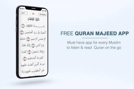 A empresa que produz o Quran Majeed diz ter 35 milhões de usuários em todo o mundo