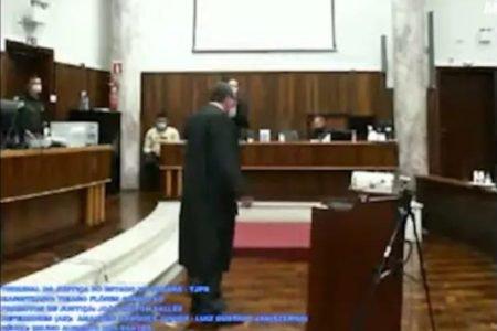 'Estou cagando se o senhor está se ofendendo', diz promotor a advogado em Curitiba; vídeo