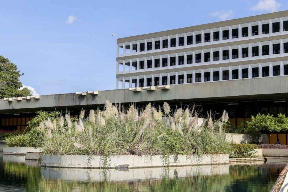 Fachada Tribunal de Contas da União (TCU)