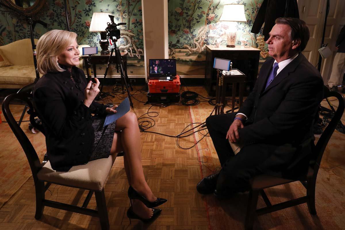18/03/2019 Entrevista para Fox News