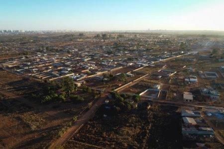 Assentamento 26 setembro após derrubadas feitas pelo DF Legal7