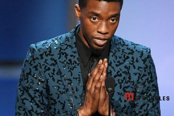 Chadwick Boseman, o Pantera Negra, morre de câncer aos 43 anos