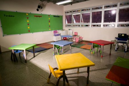 retorno aulas particulares durante pandemia escola Arvense brasilia