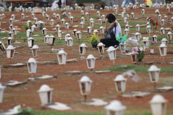 Cemitério Taguatinga DF