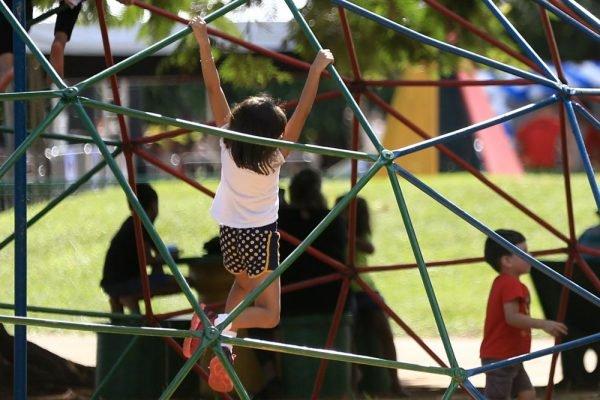 Parque ana lidia parque da cidade aberto GDF