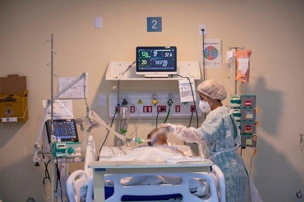 O Hospital Ronaldo Gazolla é referência no tratamento de Covid-19 na capital