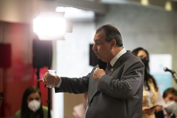 Senador Omar Aziz. CPI da Covid. CPI da Pandemia