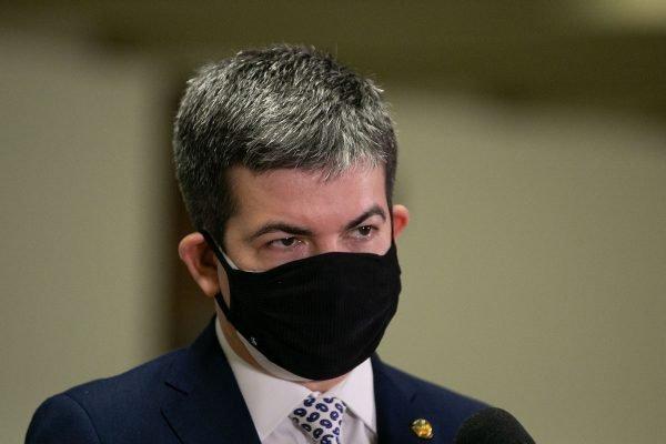 Senador Randolfe Rodrigues. CPI da Covid. CPI da Pandemia