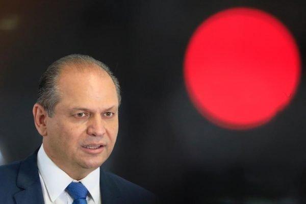 Ricardo Barros, líder do governo na Câmara