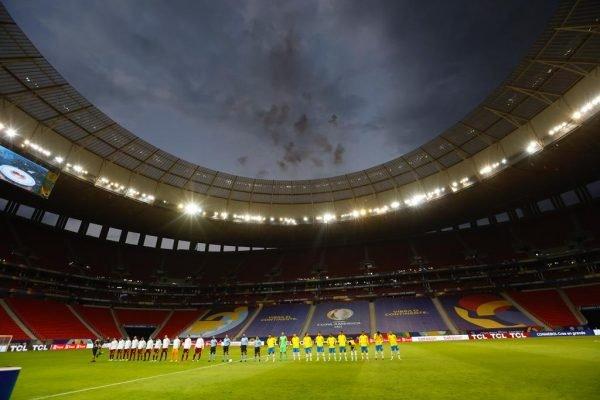 Copa américa 2021 Brasil jogo entre Brasil x Venezuela