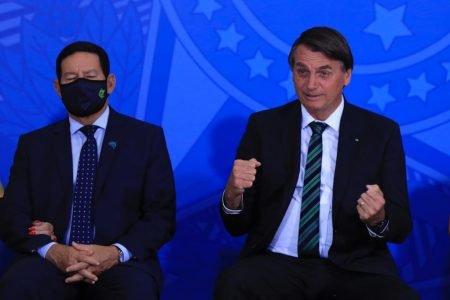 Presidente Jair Bolsonaro Solenidade de Ação de Graças palacio planalto agenda presidente 1
